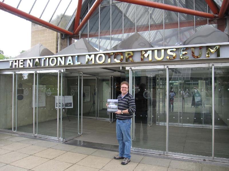 Beaulieu National Motor Museum Uk