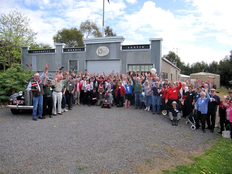Maryborough District Historic Vehicle Club